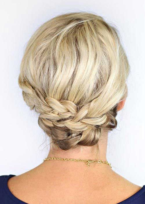New Cute Easy Hair Updos for Long Hair