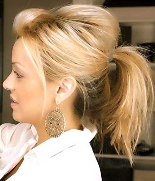 Superb Cute Simple Hairstyles For Medium Layered Hair Best Image Hair 2017 Short Hairstyles Gunalazisus