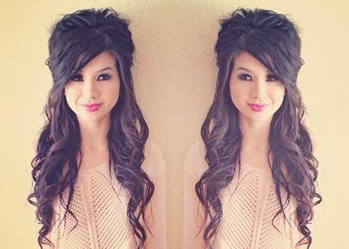 Marvelous Best New Cute Updo Hairstyles Hairstyles Amp Haircuts 2016 2017 Short Hairstyles Gunalazisus