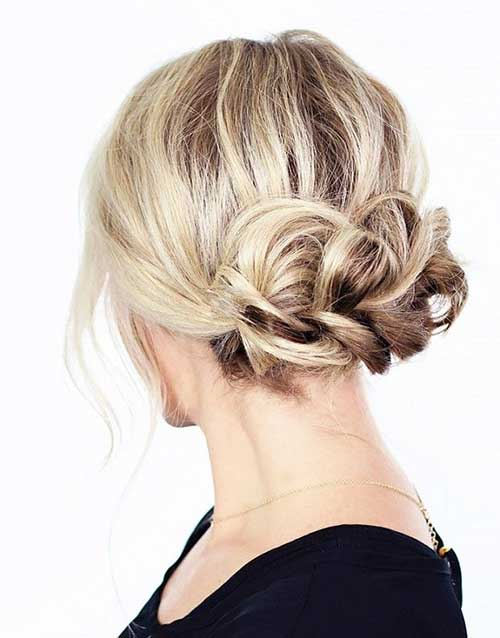 New Cute Easy Updos for Long Hair