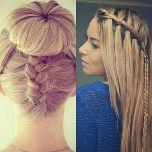 30 Best Cute Hairstyles 2014 - 2015 | Hairstyles & Haircuts 2016 - 2017