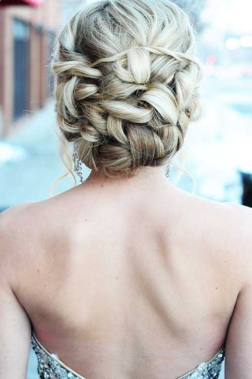 Astonishing 20 Hairstyles For Prom Long Hair Hairstyles Amp Haircuts 2016 2017 Hairstyle Inspiration Daily Dogsangcom