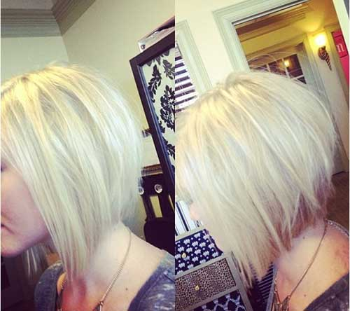 Cute Blonde Short Haircuts for Women