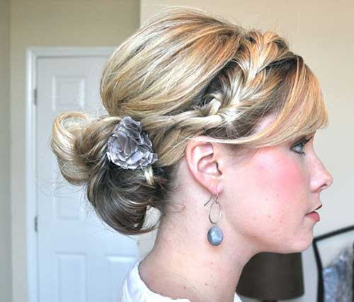 Best Cute Updo Hairstyles for Long Hair