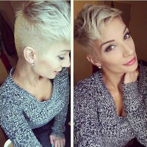 Easy Pixie Cut for Girls