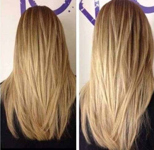 Cutest Long Hair with Layers Idea