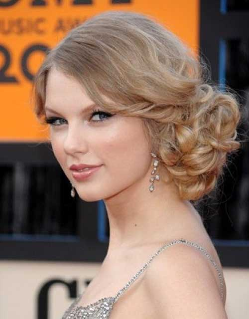 Easy Prom Updo Hairstyles
