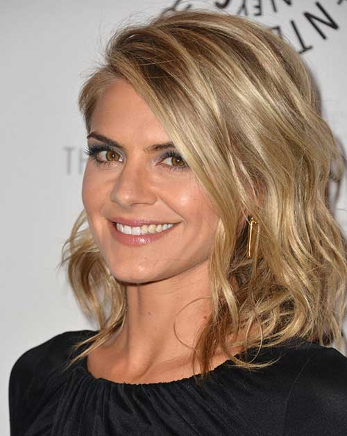 Eliza Coupe Wavy Hair