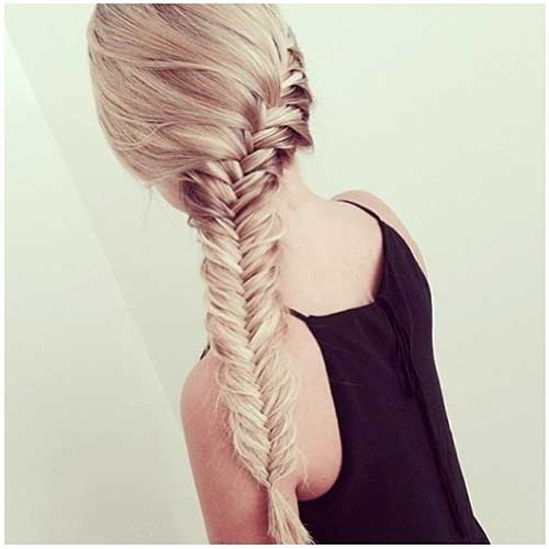 Best Fishtail Side Braid