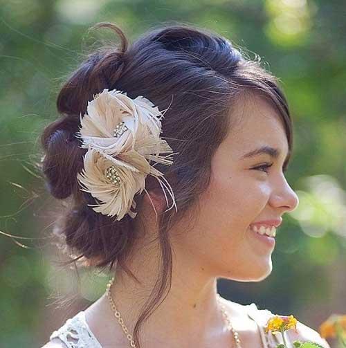Best Wedding Flower Hair Accessories