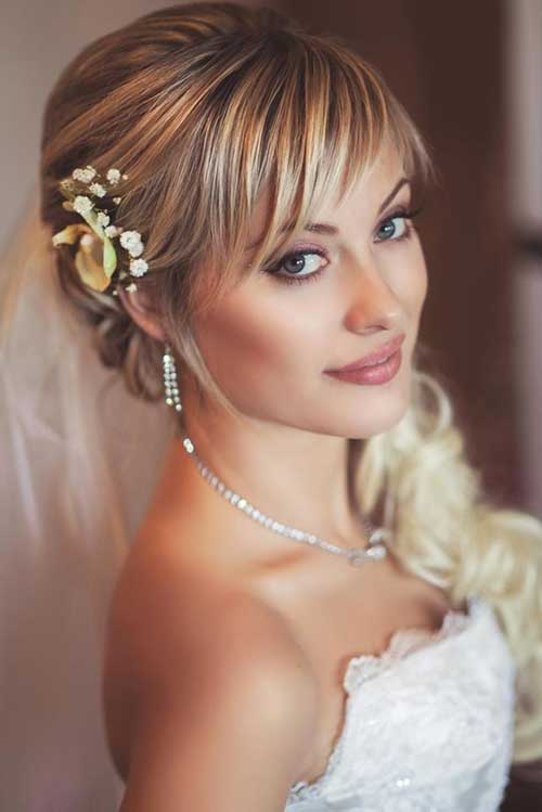25 best wedding hair accessories hairstyles haircuts 2016 2017. Black Bedroom Furniture Sets. Home Design Ideas