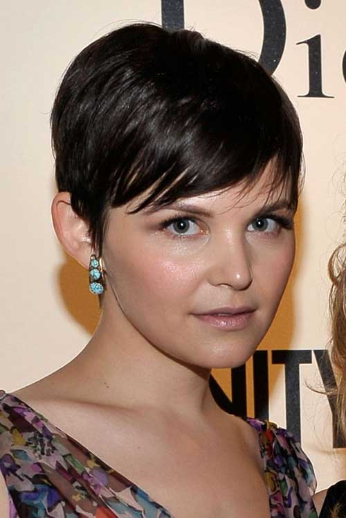 Ginnifer Goodwin Pixie Cut Pictures