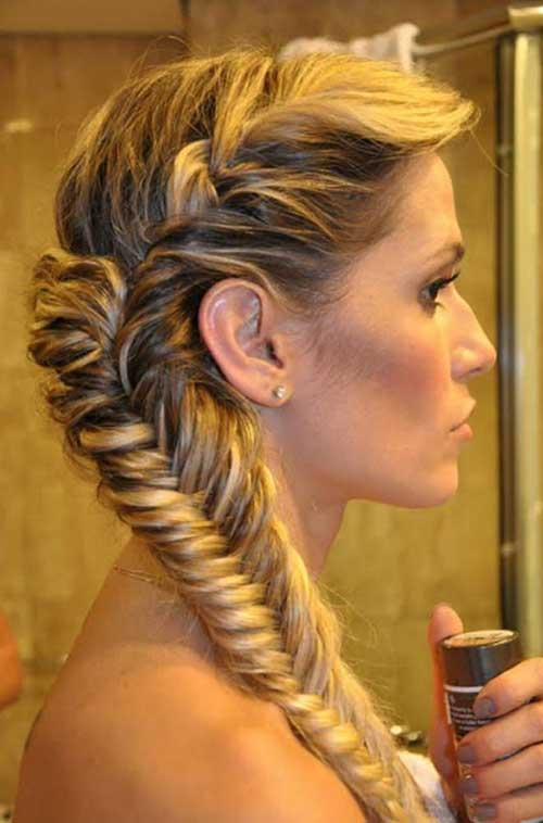 Gorgeous Braid Long Hair for Summer