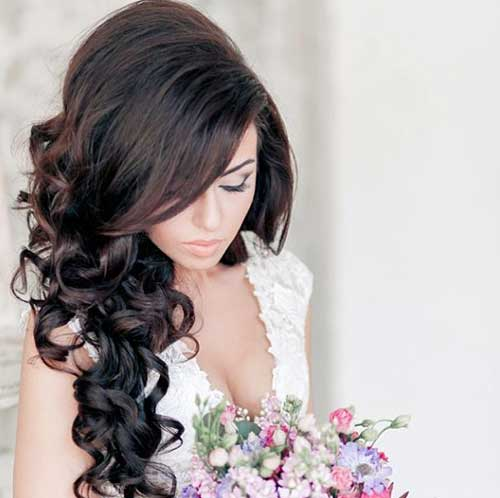 Gorgeous Bridal Beauty Hair Trends for 2015