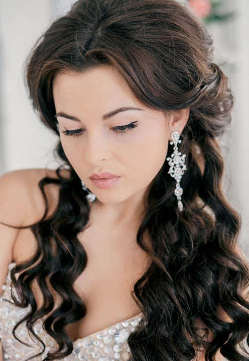 Gorgeous Wedding Hairstyle 2014 – 2015