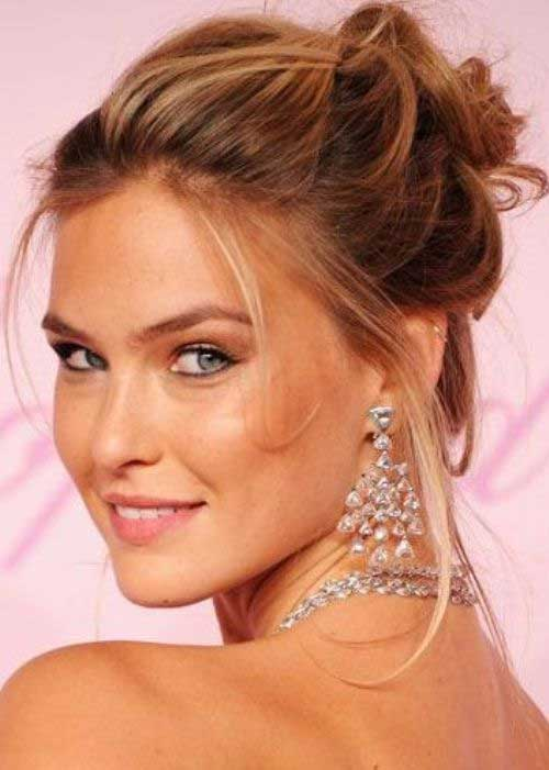 Hairstyles Updos for Medium Hair