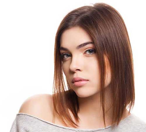 Haircut for Thin Bob Hair