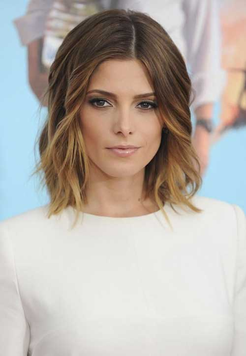 Medium Haircuts 2015 Trends