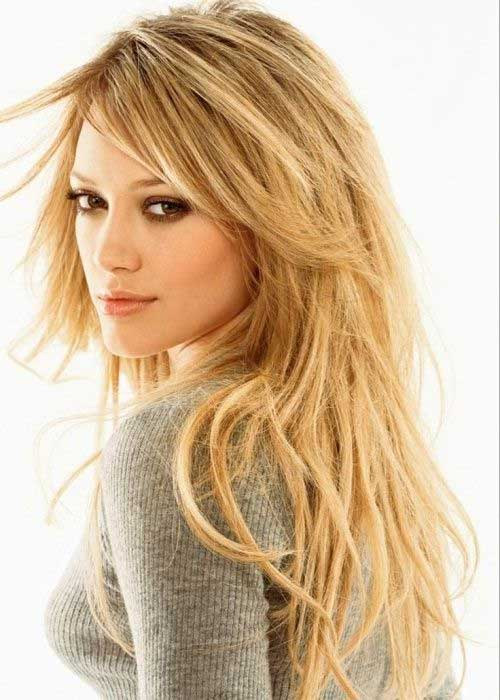Awesome 25 Cool Layered Long Hair Styles Hairstyles Amp Haircuts 2016 2017 Hairstyles For Women Draintrainus