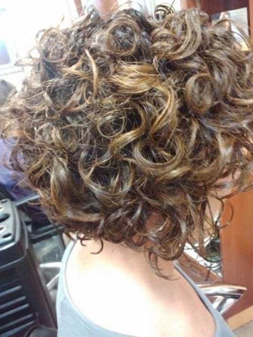 Naturally Hairstyles for Medium Length Curly Hair