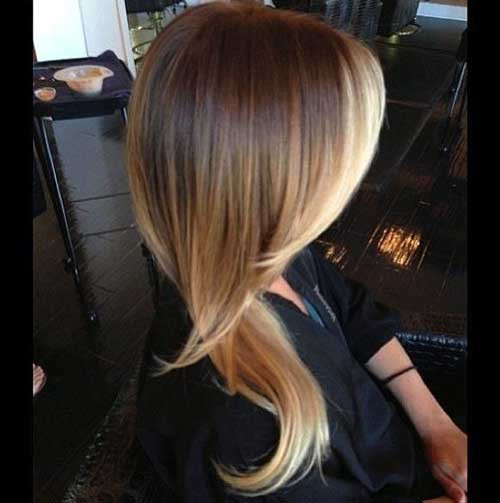 40 blonde and dark brown hair color ideas hairstyles haircuts best highlighted ombre hair pmusecretfo Image collections