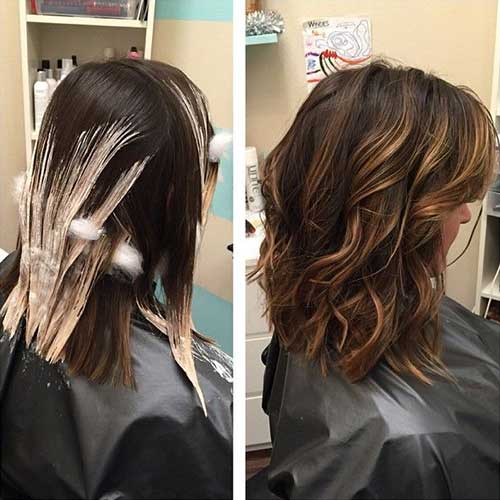 Strange 40 Blonde And Dark Brown Hair Color Ideas Hairstyles Amp Haircuts Short Hairstyles For Black Women Fulllsitofus
