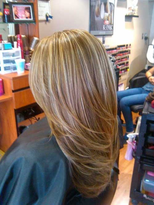 Gorgeous Highlights for Hair Color