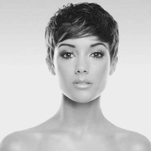 Inspiring Pixie Cuts Ideas