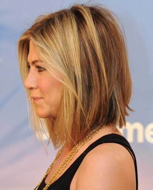 Jennifer Aniston Medium Long Hair