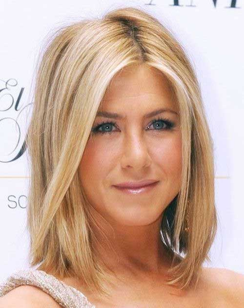 Jennifer Aniston Medium Hair Styles