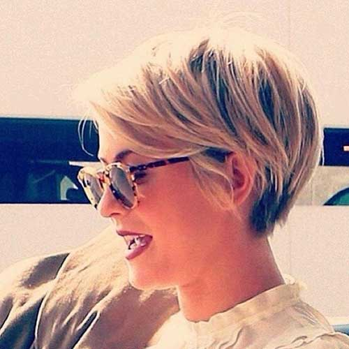 Julianne Hough Pixie Haircuts 2014-2015