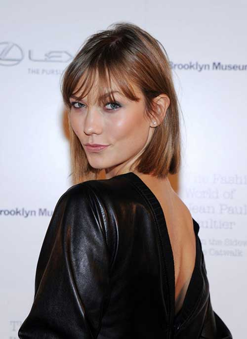 Karlie Kloss Hairstyles for Cute Women