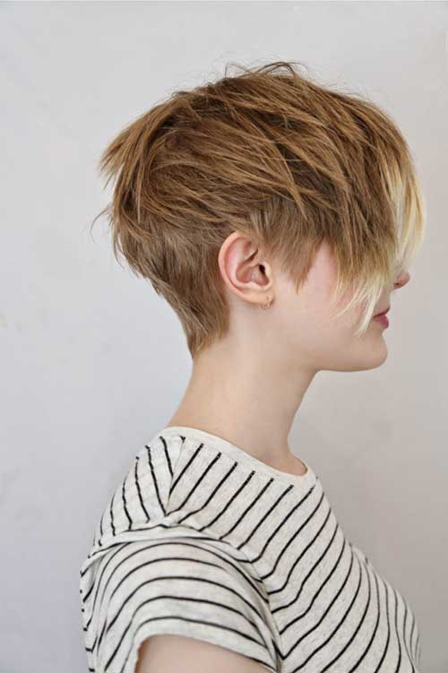 Amazing 25 Short Layered Pixie Haircuts Hairstyles Amp Haircuts 2016 2017 Hairstyles For Men Maxibearus