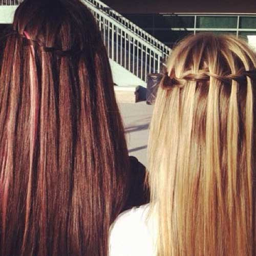 Superb 35 Long Hair Braids Styles Hairstyles Amp Haircuts 2016 2017 Hairstyles For Women Draintrainus