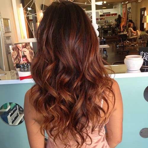 35 Long Layered Curly Hair | Hairstyles & Haircuts 2016 - 2017 - photo#36