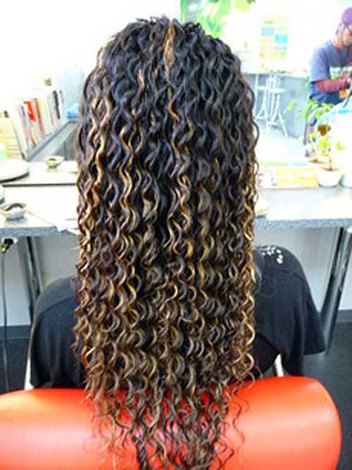 Fabulous 34 New Curly Perms For Hair Hairstyles Amp Haircuts 2016 2017 Hairstyle Inspiration Daily Dogsangcom