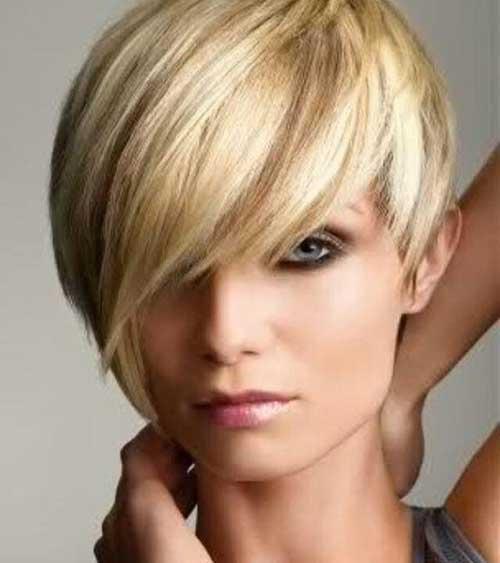 Layered Long Pixie Cut Hairstyles