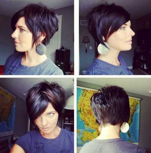 Long Pixie Haircut 2014-2015
