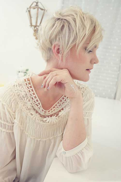 Marvelous 25 Styles For Pixie Cuts Hairstyles Haircuts 2016 2017 Hairstyle Inspiration Daily Dogsangcom