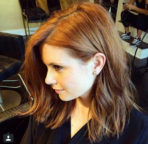 Miraculous Medium Long Hairstyles 2014 2015 Hairstyles Amp Haircuts 2016 2017 Short Hairstyles Gunalazisus