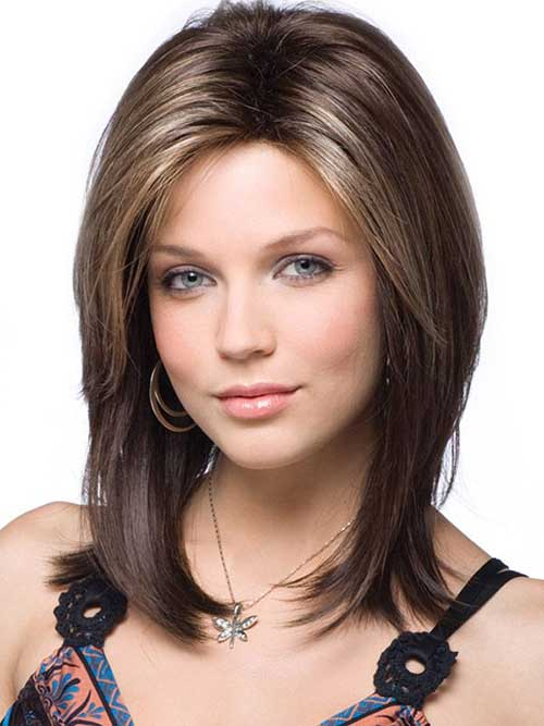 Best Medium Length Hairstyle