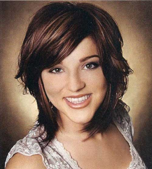 Stupendous 22 Super Hairstyles For Medium Thick Hair Hairstyles Amp Haircuts Short Hairstyles Gunalazisus
