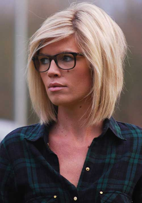 Chic Mid Length Bob Hairstyles