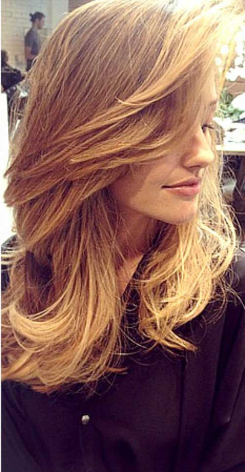 Minka Kelly Hair Cuts