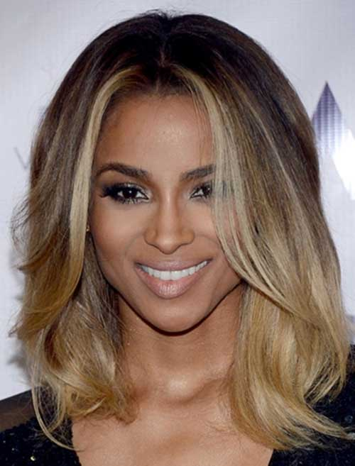 Medium long hairstyles 2014 2015 hairstyles haircuts 2016 2017 best celeb ombre hair medium cut urmus Images