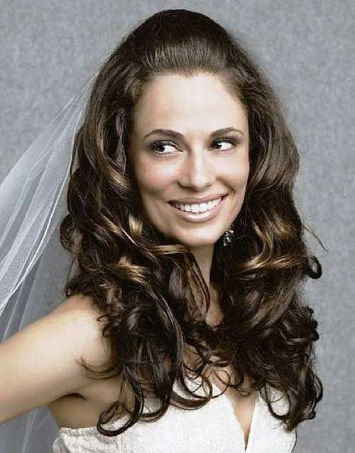 Curly Open Hair Hairstyles