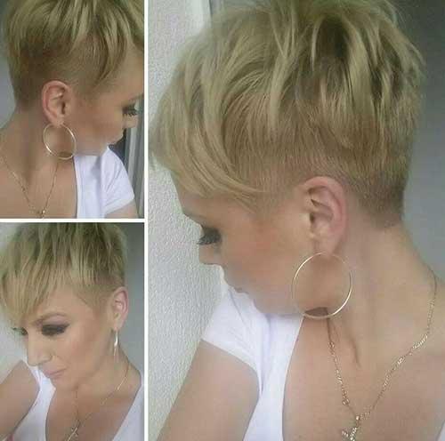 Pixie Cut Hair Styles 2015