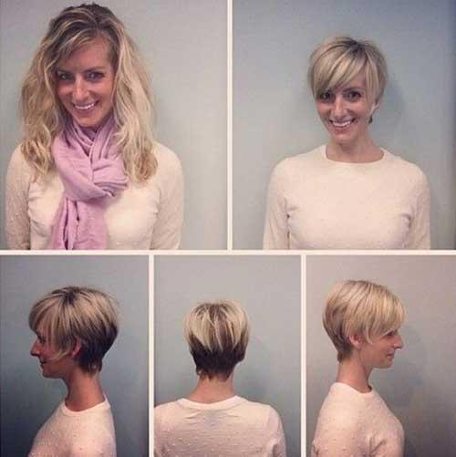 Best Pixie Cut for Thin Hair