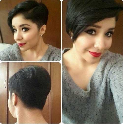 Long Pixie Hair Cuts