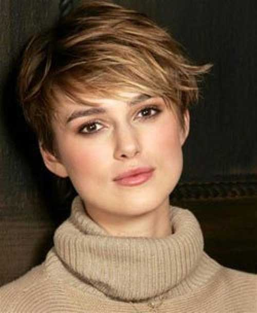 Trendy Pixie Haircut 2014-2015